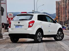 2014款 2.0L 汽油两驱自动典藏版 5座