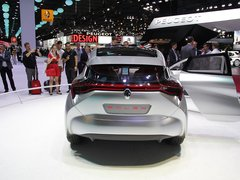 2015款油电混合concept