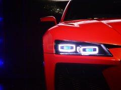 2015款Sport laserlight