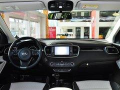 2015款 索兰托 2.4L GDI 汽油4WD精英版 7座 国V