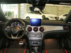 2015款 AMG CLA 45 4MATIC
