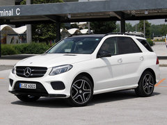GLE 320 4MATIC 封面图
