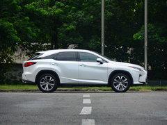 2016款 RX 450h 四驱豪华版