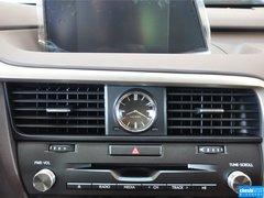 2016款 RX 200t 两驱舒适版