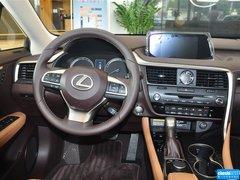 2016款RX 450h四驱典雅版