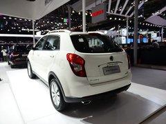 2016款 2.0T 柴油四驱自动豪华版