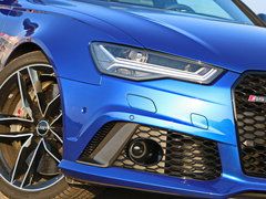 2016款 RS 6 4.0T Avant