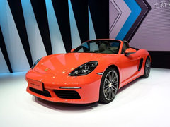 Boxster S 2.5T封面图
