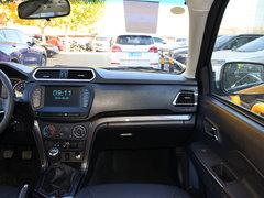 2017款 2.4L 欧洲版汽油两驱精英型大双排4G69S4N