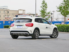 2017款 GLA 45 AMG 4MATIC