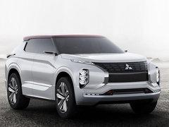 三菱GT-PHEV概念車