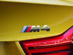 2017款M4双门轿跑车 MT