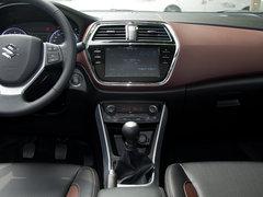 2017款 1.6L 手动两驱都市进取型