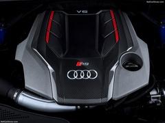 2018款RS 4 2.9TAvant