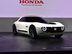 Honda Sports EV概念车