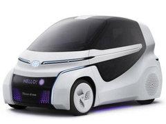 Concept-i Ride概念車