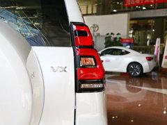 2018款 3.5L 自动VX NAVI后挂备胎