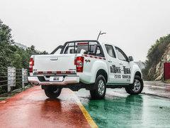 2018款2.5T四驱柴油豪华款JE4D25Q5A