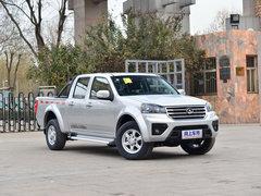 2017款2.0T欧洲版柴油两驱进取型大双排GW4D20D