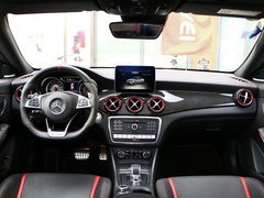 2017款 改款 AMG CLA 45 4MATIC