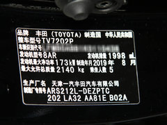 2018款 2.0T 运动版