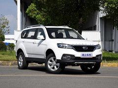 2018款2.0T柴油4X4超豪华型