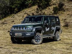2018款 40L 2.0T 手动柴油四驱尊贵版