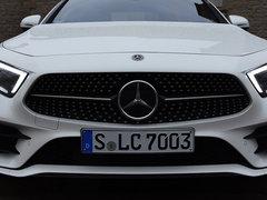 2018款 CLS 350 4MATIC
