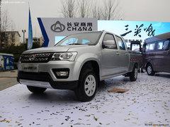 2018款1.5L标准型非空调短轴DAM15L