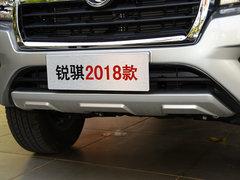 2018款2.5T柴油四驱豪华型长货箱ZD25T5