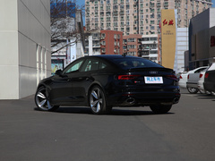 2019款 RS 5 2.9T Sportback