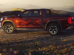 2018款Atlas Tanoak Pickup Concept