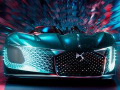 X E-Tense概念車