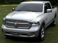 2015款 Ram 1500 5.7L 大双排 Ft Box Longhorn Limited