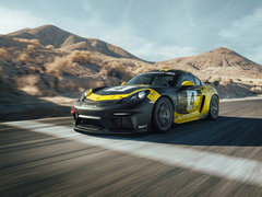 2019款 Cayman GT4 Clubsport