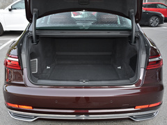 2019款 A8L 55 TFSI quattro 尊贵型
