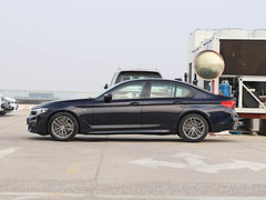 2019款 改款 525i M运动套装