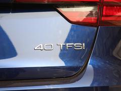 2020款 Avant 先锋派 40 TFSI 豪华动感型