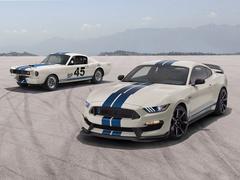 2020款 Shelby GT350 Heritage Edition