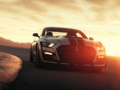 2020款 Shelby GT500