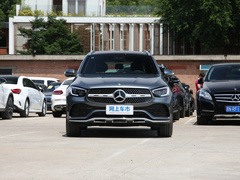 2020款 改款 GLC 300 L 4MATIC 豪华型