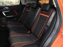 2021款 1.5T 两驱元气橙版