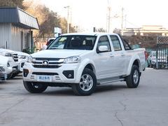 2021款 2.4L汽油两驱精英型大双排国VI 4K22D4M