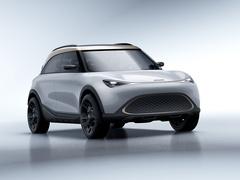 全新smart精灵#1概念车