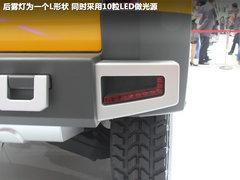 2008款6.5L  自动双排硬顶
