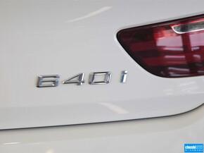 宝马(进口)  改款 640i 车辆正右侧