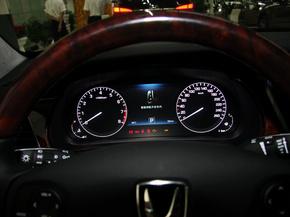 现代(进口)  3.8L GDi 方向盘后方仪表盘