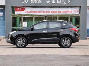 北京现代  改款 GLS 2.0L 自动 车辆左正侧视角