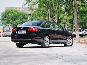 一汽-大众  改款 1.6L 自动 车辆右侧尾部视角