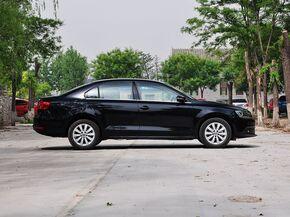 一汽-大众  改款 1.6L 自动 车辆正右侧
